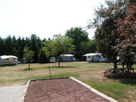 Camping met woonhuis en Bed & Breakfast te koop