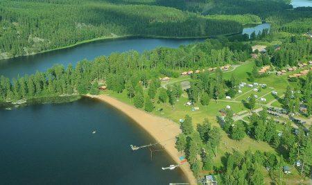 Camping Pinnarp te koop in Zweden