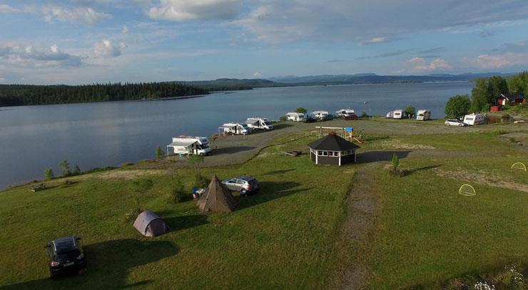 Camping te koop in Zweedse bergen