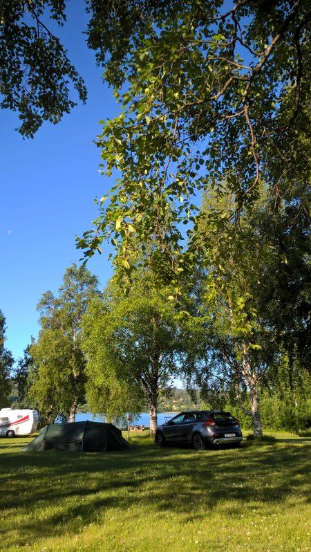 Camping te koop: Camping en Restaurant in Västernorrland Zweden